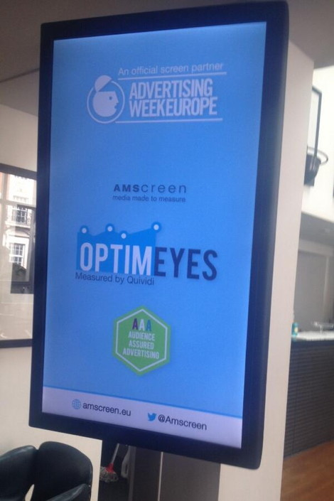 Amscreen AWEurope Screens