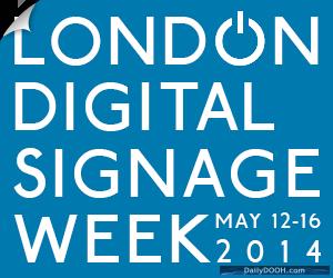 London Digital Signage Week 2014