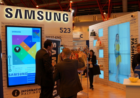 RBTE2014 - Samsung with MediaZest