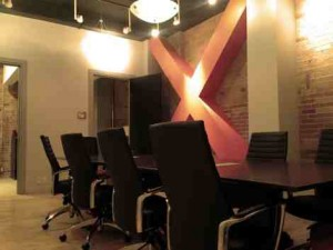 Cieslok's new boardroom
