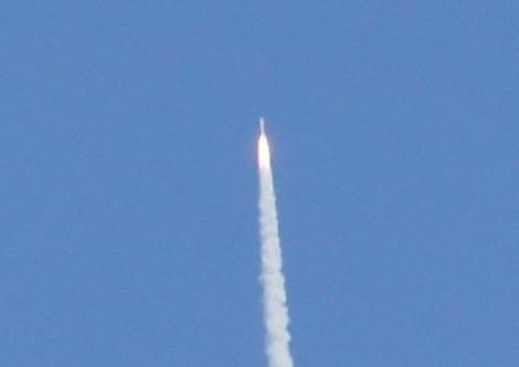 Atlas V Launch Cape Canaveral April 10, 2014