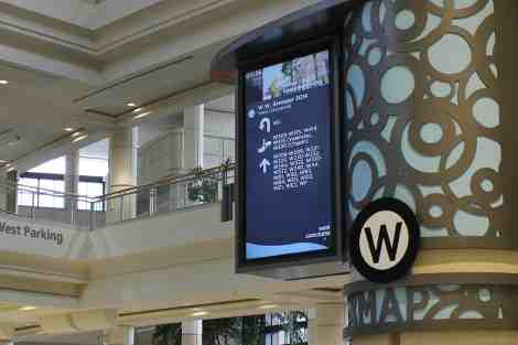 Dailydooh blog archive wayfinding at occc a for Architecture firms orange county