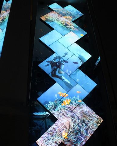 Dailydooh 187 Blog Archive 187 Planar Mosaic Architectural