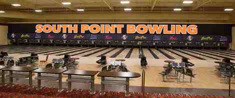 South point hotel and casino bowling center