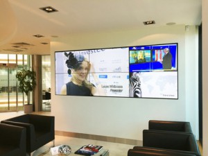 Oneland videowall