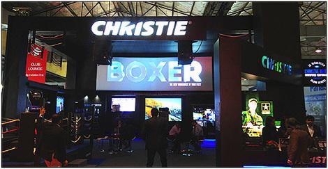 Christie Boxer India
