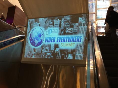Dpaa VideoEverywhere Summit 2015