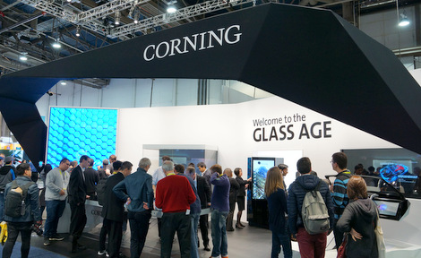 CES2016 - Corning Glass Age