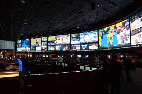 todays las vegas sports betting