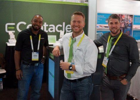 L-R: Terrill Krigger, Grant Jenkins , Scott Fankhauser