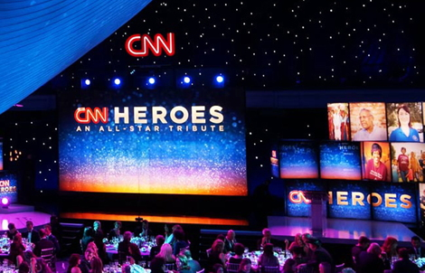 MicroTiles CNN Heroes Awards Show 1