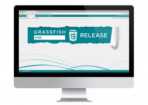 Grassfish CMS V10 Release