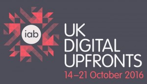 IAB UK Upfront Oct 2016