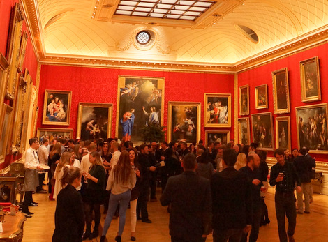 Launch event at the Wallace Collection