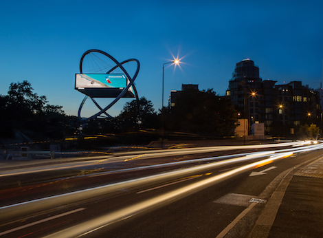 JCDecaux Wandsworth Roundabout 470