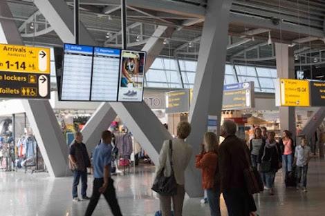 MMD Dutch Airports