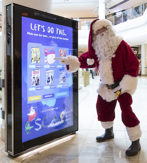 santa-interacts-with-sony-pictures-gifting-hero-retail-campaign-chatswood-chase-dec-16