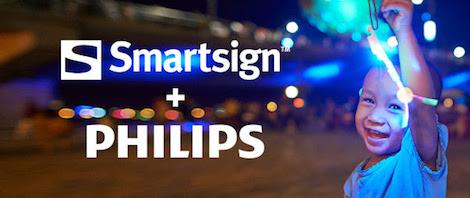smartsign and philips