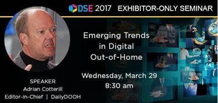 DSE2017 Emerging Trends