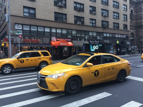The Deal Supposedly Covers More Than 3 500 Yellow Taxi Tops Nearly Half Of Overall Top Market In New York City And Will Include An Initial Roll
